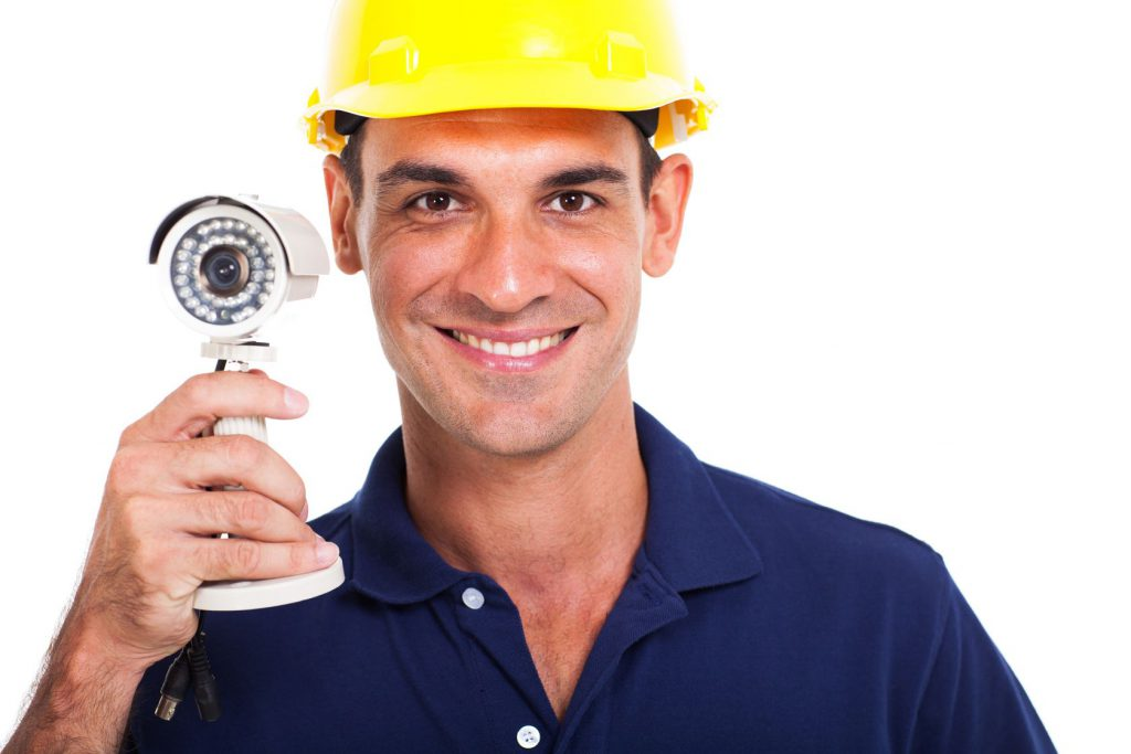 Edmonton CCTV installer, Security cameras installer